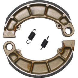 EBC Grooved Rear ATV Brake Shoes Single Set ONLY For Honda 351G