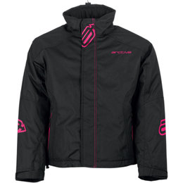 Arctiva Womens Pivot Insulated Waterproof Jacket Black