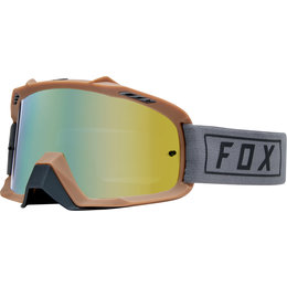 Fox Racing Airspace Gasoline Goggles Grey