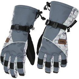 Slate Divas Womens Arctic Appeal Textile Snow Gloves 2014
