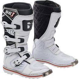 White Gaerne Youth Sg-j Boots Us 3