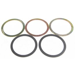 SPI Snowmobile Zinc Plated Spring Shim Kits For Yamaha SM-03246 Unpainted