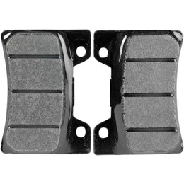 SBS Street Performance HS Sintered Front Brake Pads Single Set Only Yamaha 645HS Unpainted