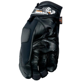 Moose Racing Mens XCR Armored Offroad Gloves Black