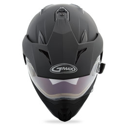 GMAX GM11S GM-11S Sport Snowmobile Helmet With Electric Heated Shield Black