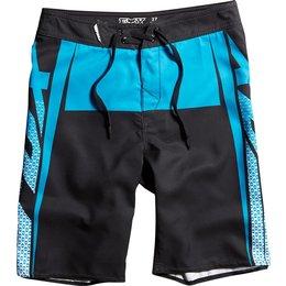 Blue Fox Racing Kids Boys Trench Boardshorts 2014 Us 4