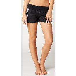 Fox Racing Womens Aimless Lounge Shorts Black