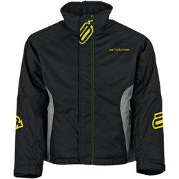 Arctiva Womens Pivot Insulated Waterproof Jacket Black
