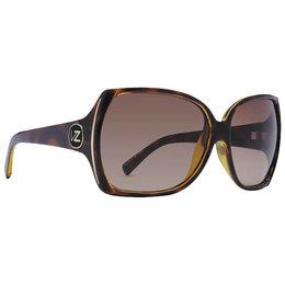 Tortoise Vonzipper Trudie Sunglasses W Gradient Lens