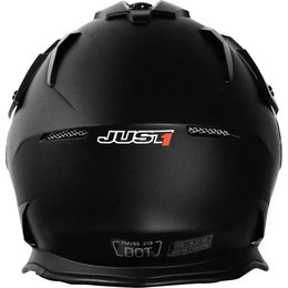 Just1 J14 J-14 DS Dual Sport Adventure Helmet Black