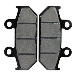 SBS Street Performance HS Sintered Front Brake Pads Single Set Only Honda 647HS Unpainted