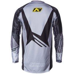 Klim Mens Dakar MX Offroad Hydration Ready Polyester Jersey Black