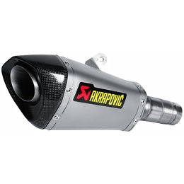 Akrapovic Slip-On Exhaust For Kawasaki Ninja ZX10R 2016 Titanium S-K10SO17-ASZ