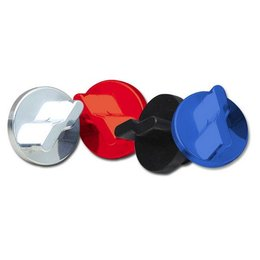 TM DesignWorks Oil Fill Plug Red For Honda Kawasaki Yamaha