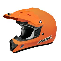Orange Afx Mens Fx-17 Fx17 Helmet