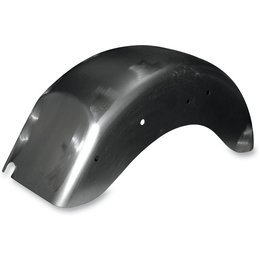 RWD Replacement Rear Fender 9-1/2 Long For Harley Davidson FXST 06-10
