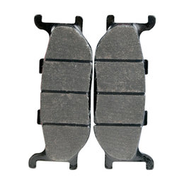 SBS Street Performance HS Sintered Front Brake Pads Single Set Only Yamaha 663HS Unpainted