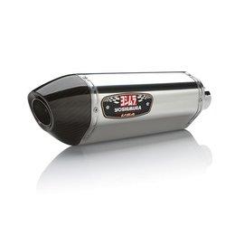 Yoshimura Stainless Steel R-77 Slip On Exhaust System F/ BMW R1200GS 1500120520 Metallic