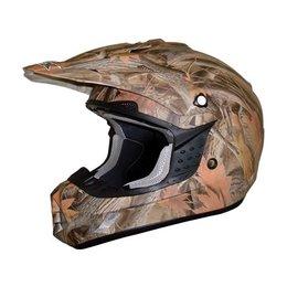 Camo Afx Mens Fx-17 Fx17 Helmet