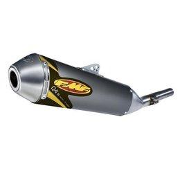 Aluminum Sleeve/stainless Steel Midpipe Fmf Q4 Muffler Aluminum Crf450r 2005-2008 041255