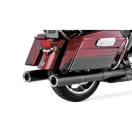 Vance & Hines Hi-Output Slip-On Dual Exhaust For Harley-Davidson Touring 46759