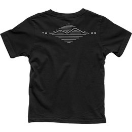 Thor Youth Boys Suggestive T-Shirt Black