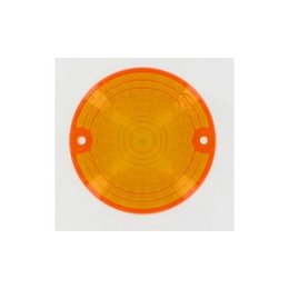 K&S Technologies Turn Signal Replacement Lens Amber For Suzuki GN GS 80-97