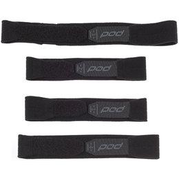 Pod K4 K8 K300 K700 Knee Brace Strap Set Black