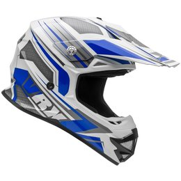 Vega VRX VR-X Venom MX Motocross Offroad Riding Helmet With Visor Grey