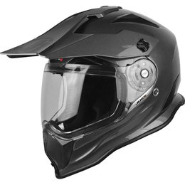 Just1 J14 J-14 DS Dual Sport Adventure Helmet Grey
