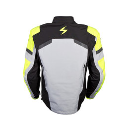 Scorpion Mens Optima Armored Textile Riding Jacket Yellow