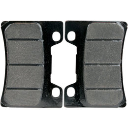 SBS Street Performance HS Sintered Front Brake Pads Single Set Only Yamaha 665HS Unpainted