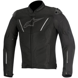 Alpinestars Mens T-GP R Air 450 Denier Armored Textile Jacket Black