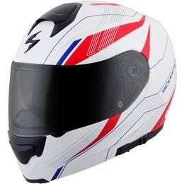 Scorpion EXO-GT3000 Sync Modular Helmet White
