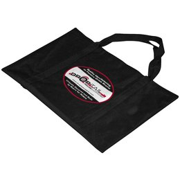 Drop-Tail Tote Bag For Tie-Downs Black Universal