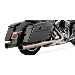 Vance & Hines Hi-Output Duals Full Exhaust System For Harley-Davidson Touring
