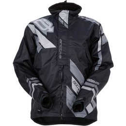 Arctiva Mens Comp RR Shell Snowmobile Jacket Black