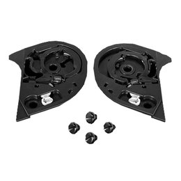 N/a Cyber Replacement Base Plate Set For U-217 Modular Helmet