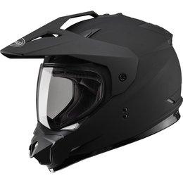 GMax GM11D Dual Sport Helmet Black