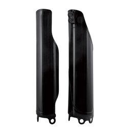 Acerbis Lower Fork Cover For Honda CR125R/250R CRF450R Black 2115040001