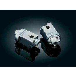 Kuryakyn Splined Front Footpeg Adapter For Honda VTX1800C/F
