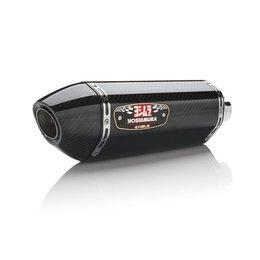 Yoshimura Carbon Fiber R-77 Slip On Exhaust System For Honda 2013-14 12500E0220 Grey