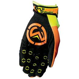 Moose Racing Youth Boys SX1 MX Motocross Gloves Orange