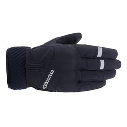 Grey, White Alpinestars Mens Yari Drystar Textile Gloves 2015 Grey White
