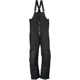 Arctiva Mens Pivot Insulated Waterproof Snow Bibs Black
