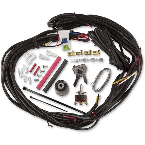 Strange 179 95 Cycle Visions Custom Chopper Wire Harness Kit 155193 Wiring 101 Tzicihahutechinfo