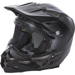 Fly Racing F2 Carbon Pure Helmet Grey