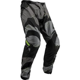 Thor Mens Sector Camo Pants Grey