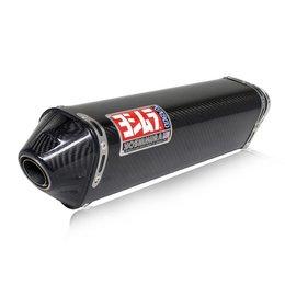 Stainless Steel Midpipe, Carbon Fiber Muffler, Carbon Fiber Tip Yoshimura Trc Slip-on Muffler Stainless Carbon Carbon For Kaw Ninja 650 Er-6n