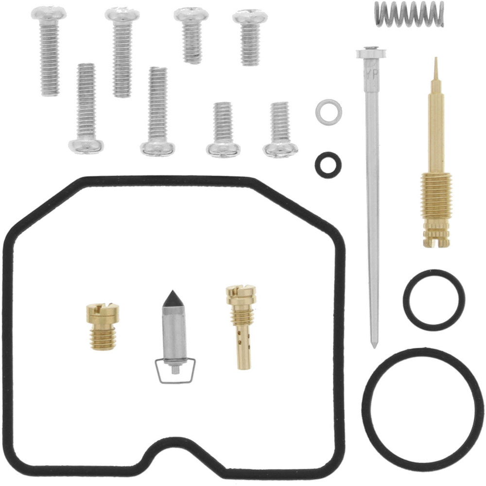 2026 Quadboss Carburetor Kit For Kawasaki Prairie 300 1025316 Fuel Filter Ratings Reviews